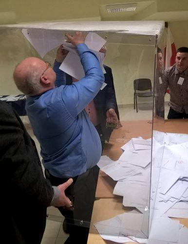 Przedterminowe wybory wójta gminy Nadarzyn, 4 marca 2018 r.