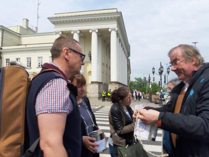 Komunikat finansowy projektu Obserwatorium Wyborcze za okres od 16.12.2018 do 11.06.2019