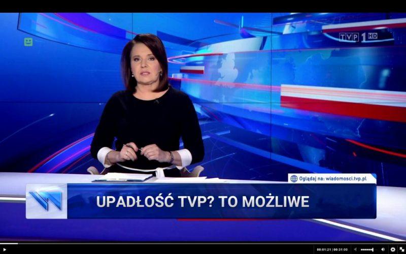 Propaganda w TVP: można ją zwalczyć, a więc do roboty!